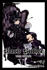 Black Butler, Volume 6 by Yana Toboso