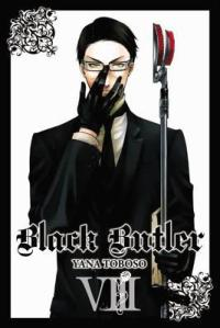 Manga Monday: Black Butler, Volume 8 by Yana Toboso