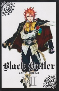 Manga Monday: Black Butler, Volume 7 by Yana Toboso