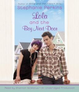 Lola and the Boy Next Door by Stephanie Perkins (audio remix)